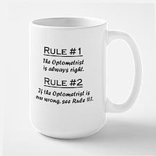 Optomistrist Large Mug