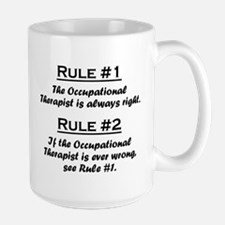 Occupational Therapist Large Mug
