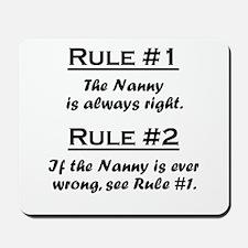 Nanny Mousepad