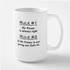 Nanny Large Mug
