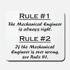 Mechanical Engineer Mousepad