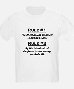 Mechanical Engineer T-Shirt