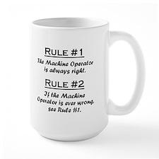 Machine Operator Mug