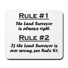 Surveyor Mousepad