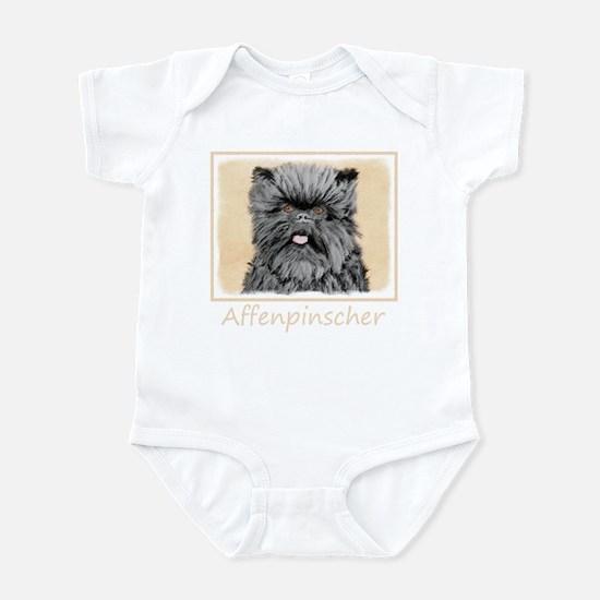 Affenpinscher Infant Bodysuit
