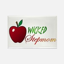 Wicked Stepmom Rectangle Magnet