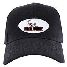 MMA Junkie Men Baseball Cap