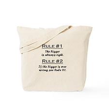 Rigger Tote Bag
