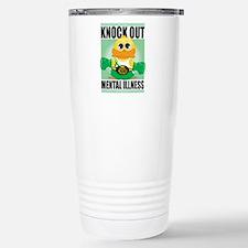 Knock Out Mental Illness Travel Mug