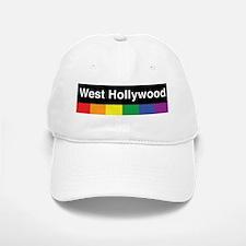 West Hollywood Baseball Baseball Cap