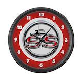 Automotive impala Wall Clocks