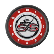 Impala SS Large Wall Clock