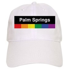 Palm Springs Baseball Baseball Cap
