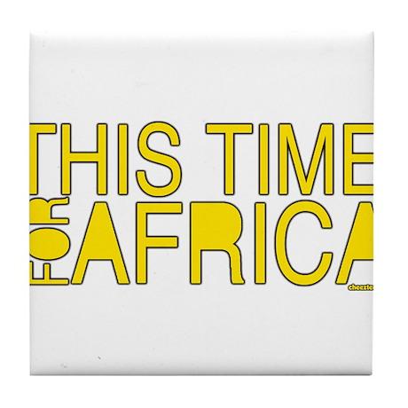 For Africa Tile Coaster