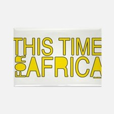 For Africa Rectangle Magnet
