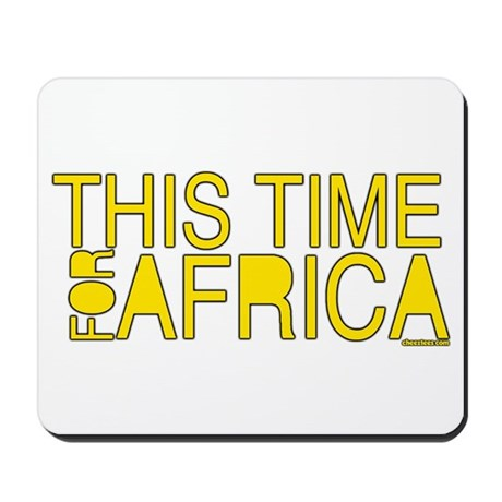 For Africa Mousepad