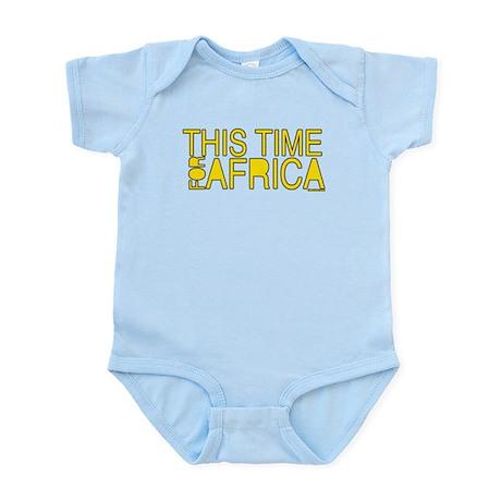 For Africa Infant Bodysuit
