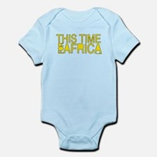 For Africa Infant Bodysuit