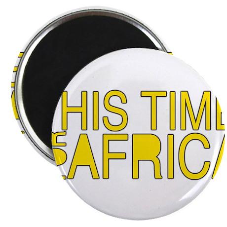 "For Africa 2.25"" Magnet (100 pack)"