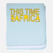 For Africa baby blanket