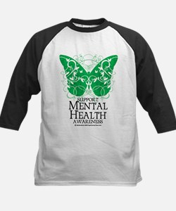 Mental Health Butterfly Tee