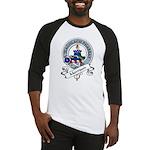 Morrison Clan Badge Baseball Jersey