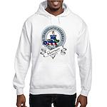Morrison Clan Badge Hooded Sweatshirt