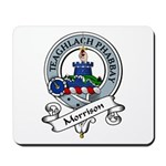 Morrison Clan Badge Mousepad