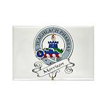 Morrison Clan Badge Rectangle Magnet (10 pack)