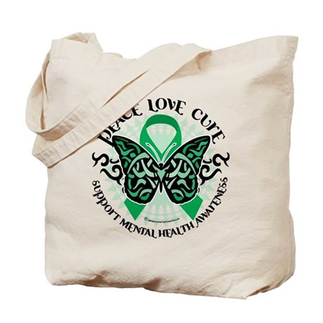 Mental Health PLC Tote Bag