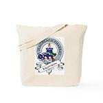 Morrison Clan Badge Tote Bag