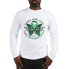 Mental Health PLC Long Sleeve T-Shirt