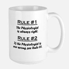 Physiologist Large Mug