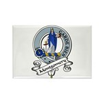 Montgomery Clan Badge Rectangle Magnet (10 pack)