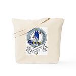 Montgomery Clan Badge Tote Bag