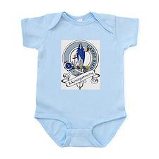 Montgomery Clan Badge Infant Creeper