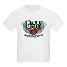 Mental Health Wings T-Shirt