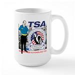 TSA Large Mug