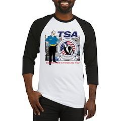 TSA Baseball Jersey