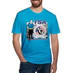 TSA Men's Fitted T-Shirt (dark)