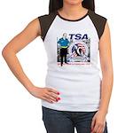 TSA Women's Cap Sleeve T-Shirt