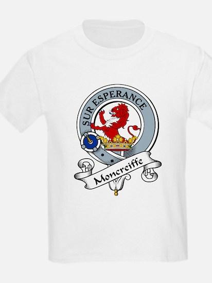 Moncreiffe Clan Badge Kids T-Shirt