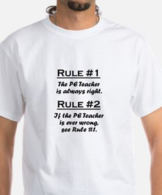 PE Teacher Shirt
