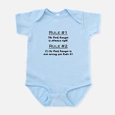 Park Ranger Infant Bodysuit