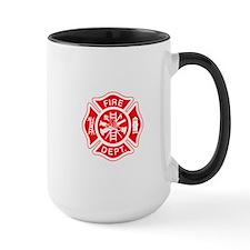 Fire Department - Mug