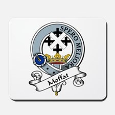 Moffat Clan Badge Mousepad