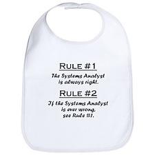 Systems Analyst Bib