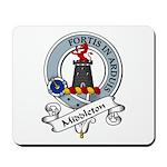 Middleton Clan Badge Mousepad
