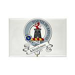 Middleton Clan Badge Rectangle Magnet (10 pack)
