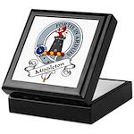 Middleton Clan Badge Keepsake Box